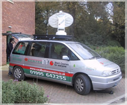 Myerscough College Vehicle
